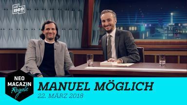Neo Magazin Royale - Neo Magazin Royale Mit Jan Böhmermann Vom 22. März 2018