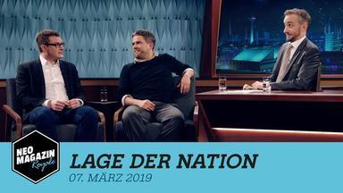 Neo Magazin Royale - Neo Magazin Royale Mit Jan Böhmermann Vom 7. März 2019