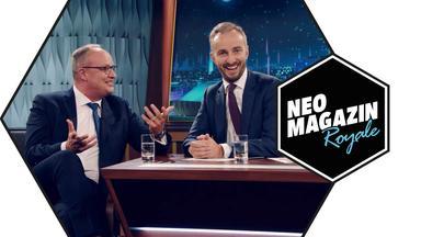 Neo Magazin Royale - Neo Magazin Royale Mit Jan Böhmermann Vom 31. Oktober 2019