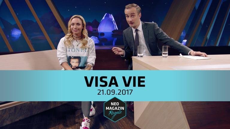 NEO MAGAZIN ROYALE mit Jan Böhmermann und Visa Vie | Folge 87
