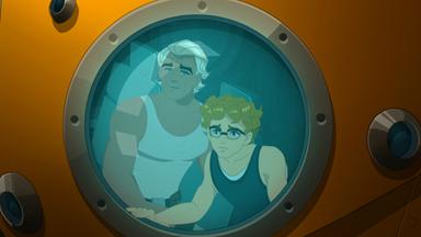H2o - Abenteuer Meerjungfrau - H2o-abenteuer Meerjungfrau: Gefangen Unter Wasser