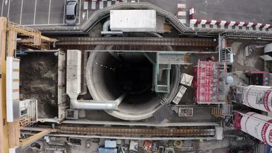 Zdfinfo - Geheime Welten - Reise In Die Tiefe: Netz Aus Tunneln