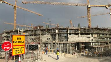 Zdfinfo - Geheimes Katar - Ein Emirat Auf Wm-kurs