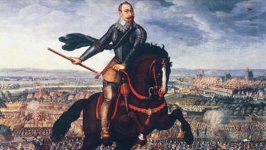 Der Tod von Gustav Adolf