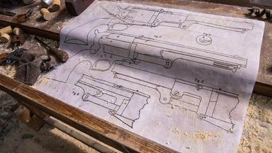 Zdfinfo - Geniale Rivalen: Schusswaffen - Colt Gegen Wesson