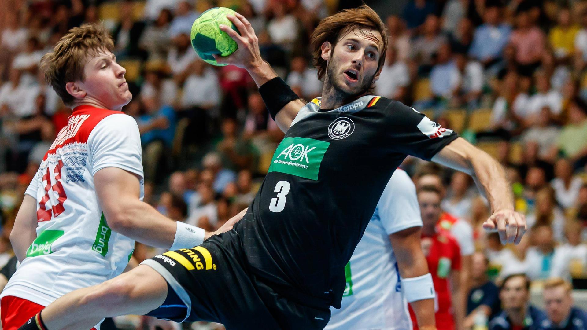 Handball Die Deutschen Em Quali Gegner Zdfmediathek