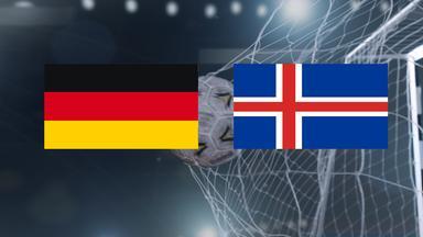 Zdf Sportextra - Handball-testspiel: Deutschland - Island Am 4. Januar