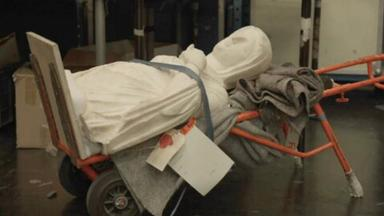 Zdfinfo - Geraubte Kunst - Millionen Für Den Terror