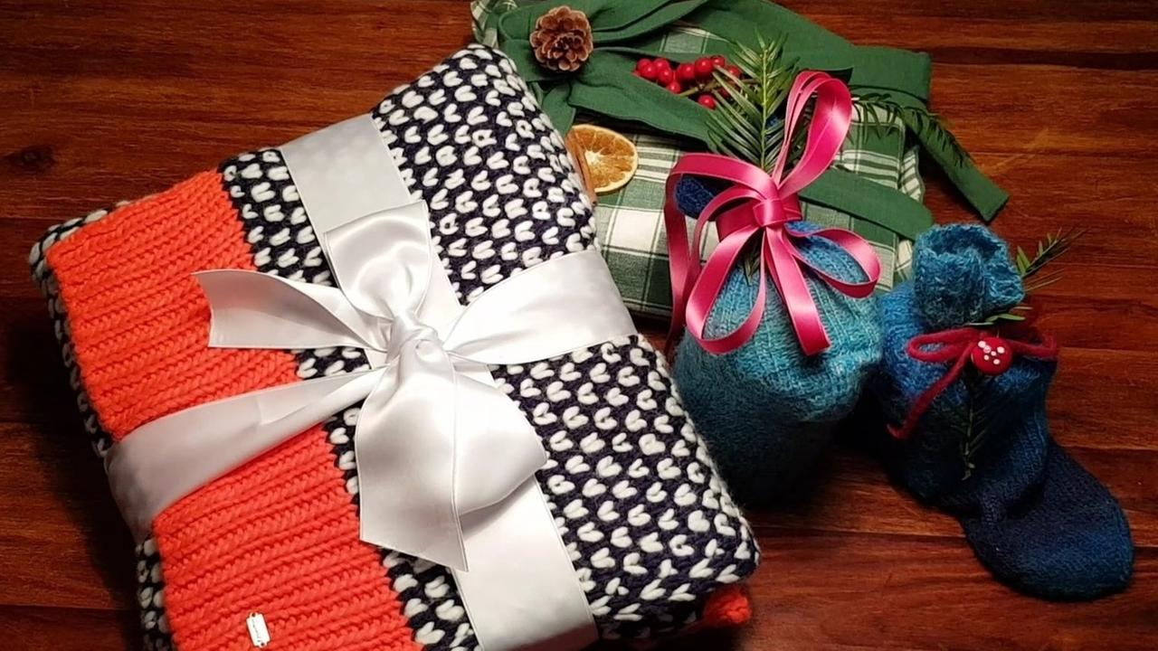 Geschenke Nachhaltig Verpacken Zdfmediathek