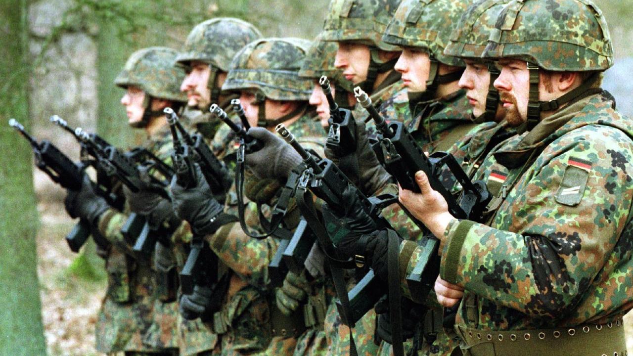 Bundeswehr Geschichte