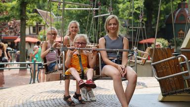 Menschen - Das Magazin - Grenzenlos Spielen: Im Freizeitpark