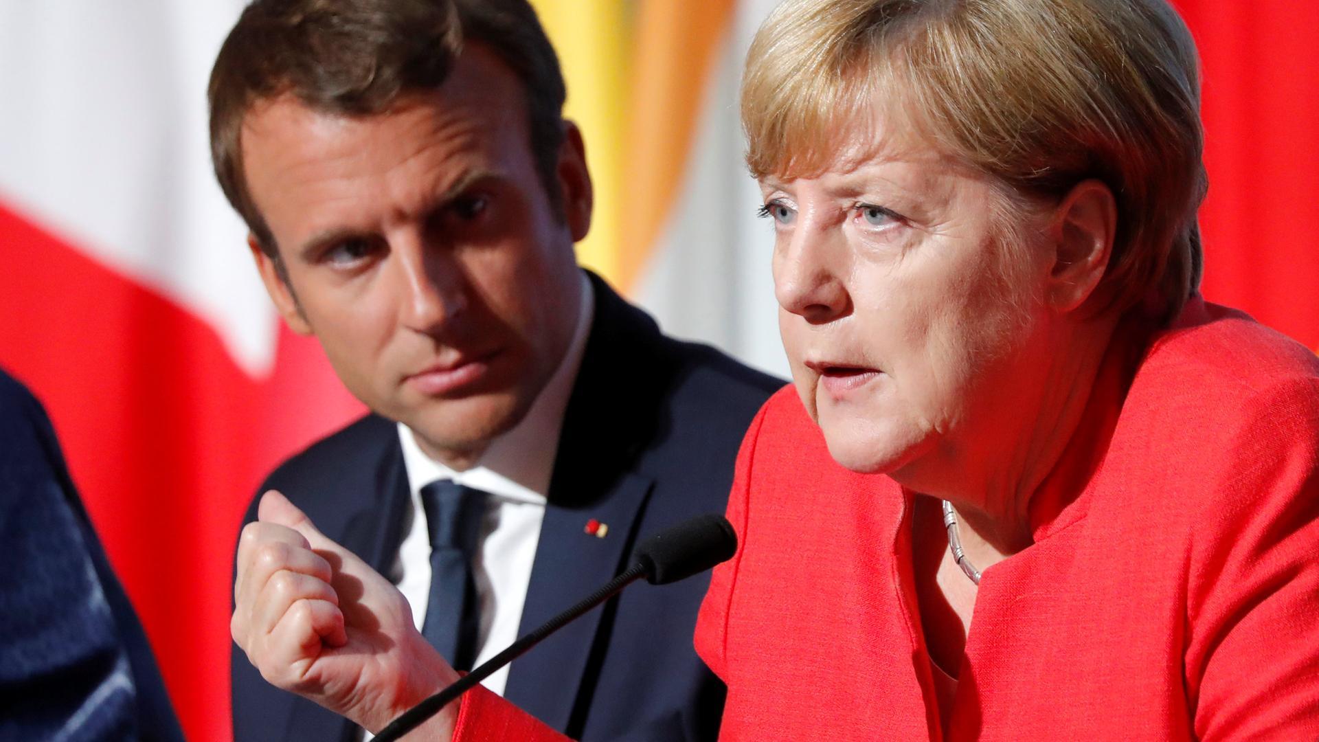 Deutschland nach der Wahl – neue Rolle in der Welt? - ZDFmediathek