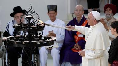 Zdfinfo - God's Cloud:auf Der Suche Nach Dem Glück- Die Fünf Weltreligionen