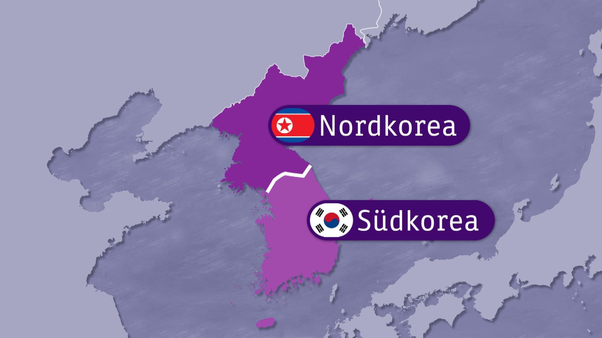 logo!: Gespräche zwischen Nord- und Südkorea - ZDFmediathek