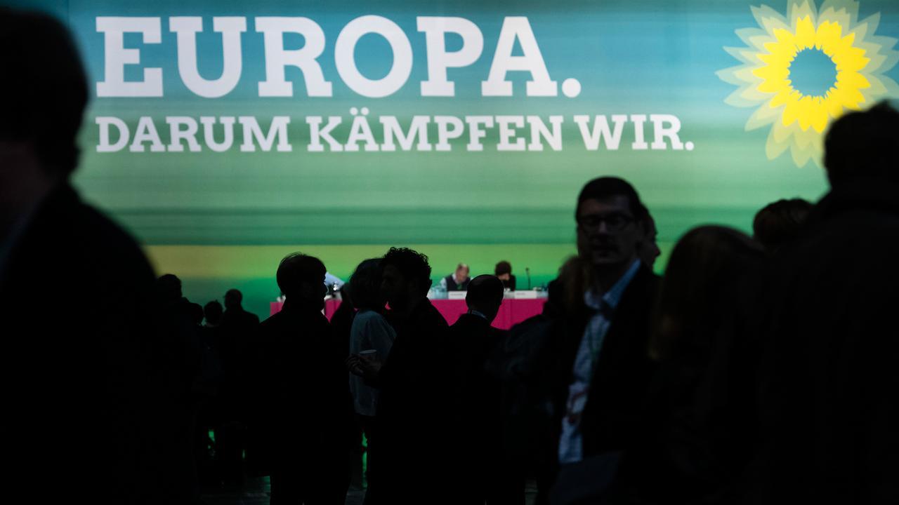 Delegierten-Konferenz der Grünen: Europa besser machen