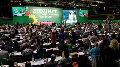 Standpunkte - Zdf Standpunkte: Bericht Vom Parteitag Von Bündnis 90/die Grünen
