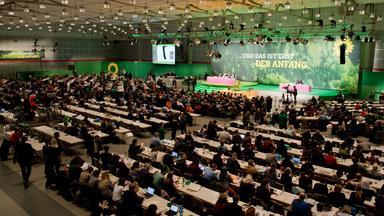 Standpunkte - Bericht Vom Parteitag Von Bündnis 90/die Grünen In Hannover