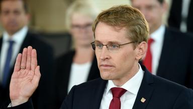 Günther neuer Ministerpräsident in Schleswig-Holstein