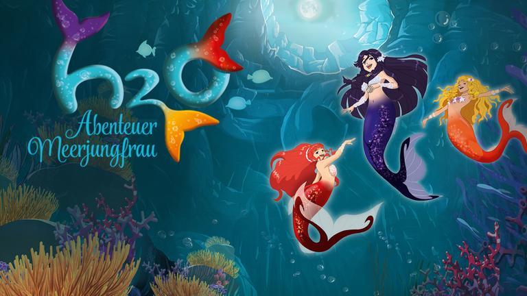 H2o Abenteuer Meerjungfrau Zdftivi