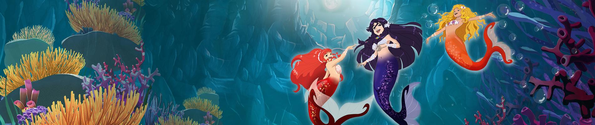 H2o Abenteuer Meerjungfrau Zdfmediathek