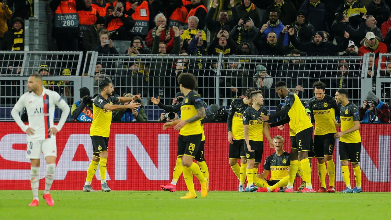 Haaland schießt BVB zum Sieg