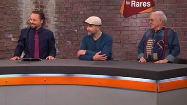 Bares Für Rares - Die Trödel-show Mit Horst Lichter - Bares Für Rares Vom 1. Juni 2017