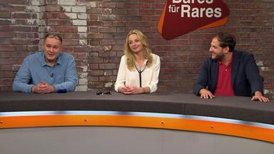Bares Für Rares - Die Trödel-show Mit Horst Lichter - Bares Für Rares Vom 23. Juni 2017