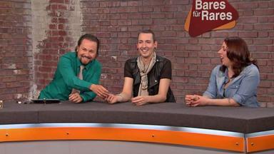 Bares Für Rares - Die Trödel-show Mit Horst Lichter - Bares Für Rares Vom 5. September 2017