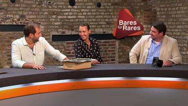 Bares Für Rares - Die Trödel-show Mit Horst Lichter - Bares Für Rares Vom 29. November 2017
