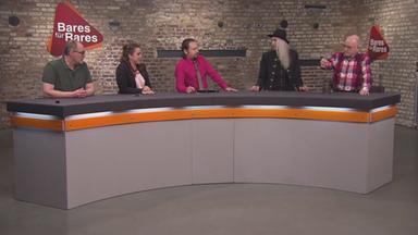 Bares Für Rares - Die Trödel-show Mit Horst Lichter - Bares Für Rares Vom 24. August 2017 (wdh. Vom 8.6.2016)