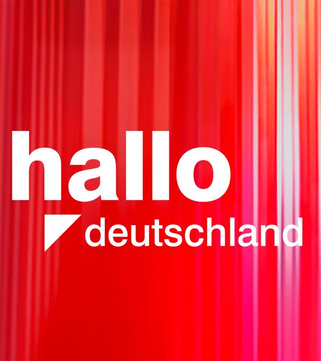 Standardlogo für hallo deutschland