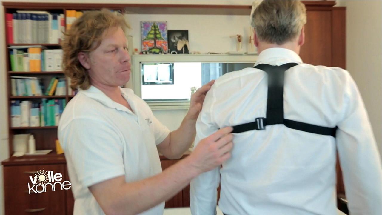 Haltungstrainer - Hilfe bei Rückenschmerzen - ZDFmediathek