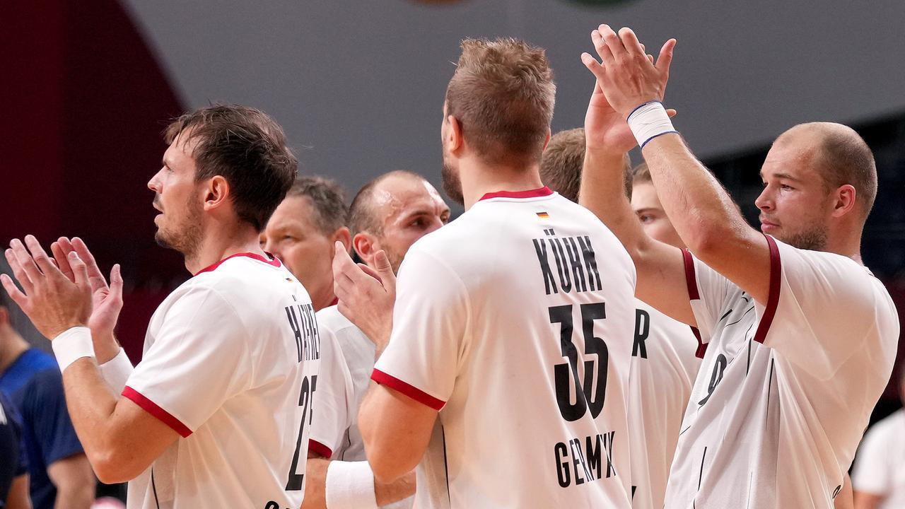 Olympia - Handball: DHB-Team siegt - Gensheimer sieht rot