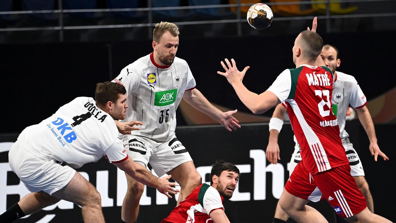 Handball Wm 2021 Livestream Zdf
