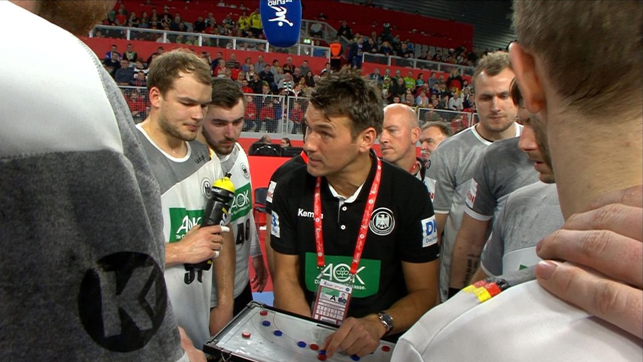 Handball Em Deutschland Tschechien