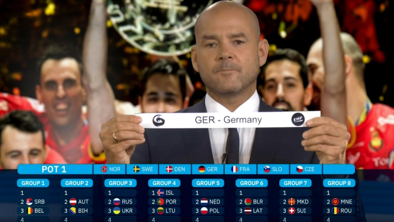 Zdf Handball Em