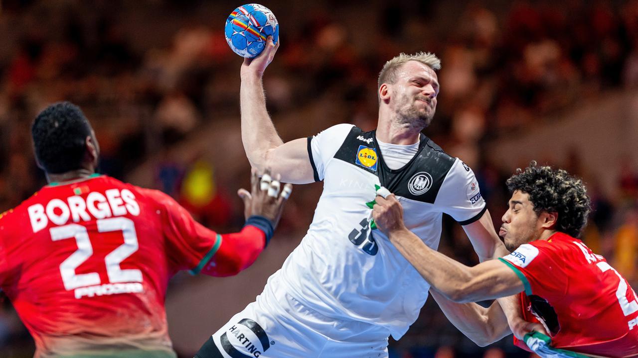 Zdf Handball Deutschland Argentinien