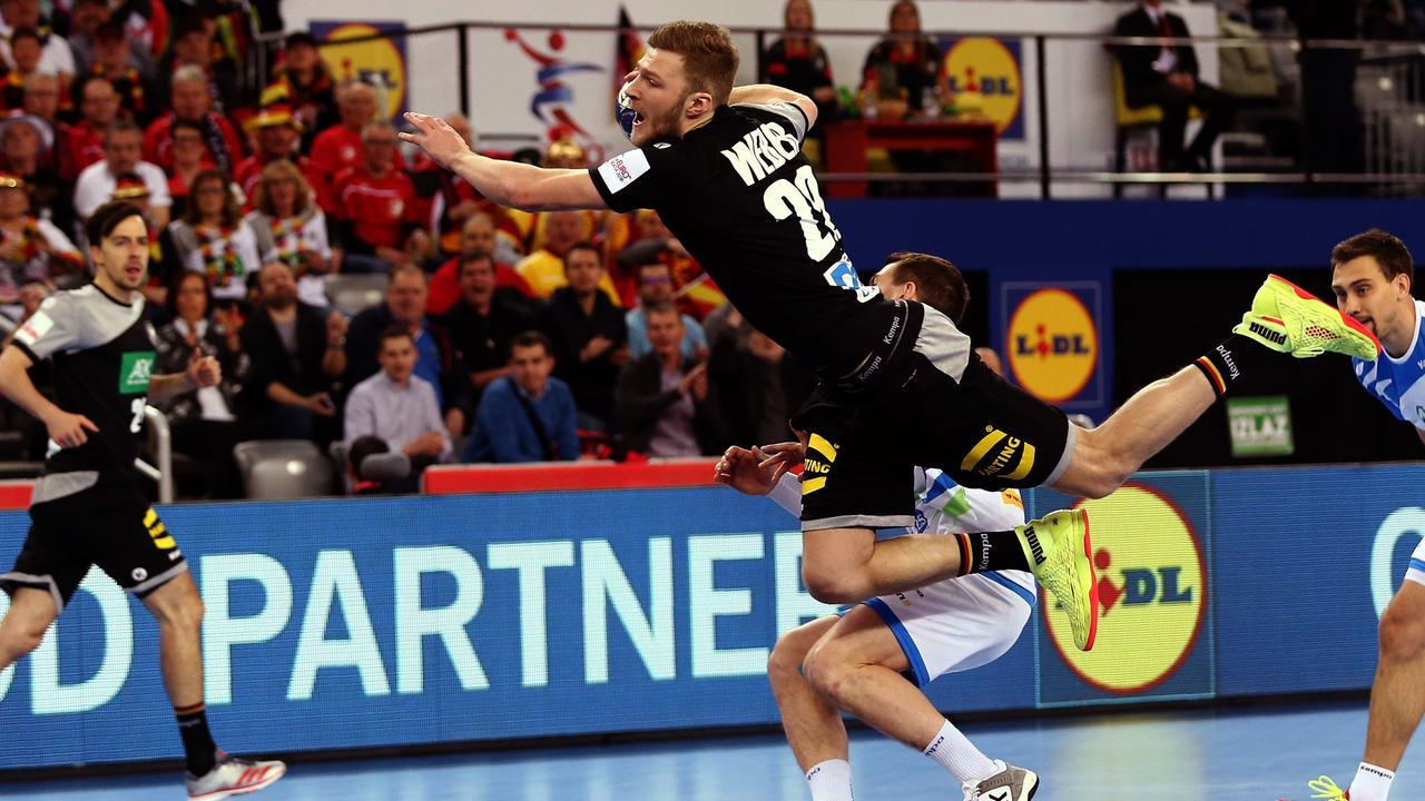 deutschland gegen slowenien handball