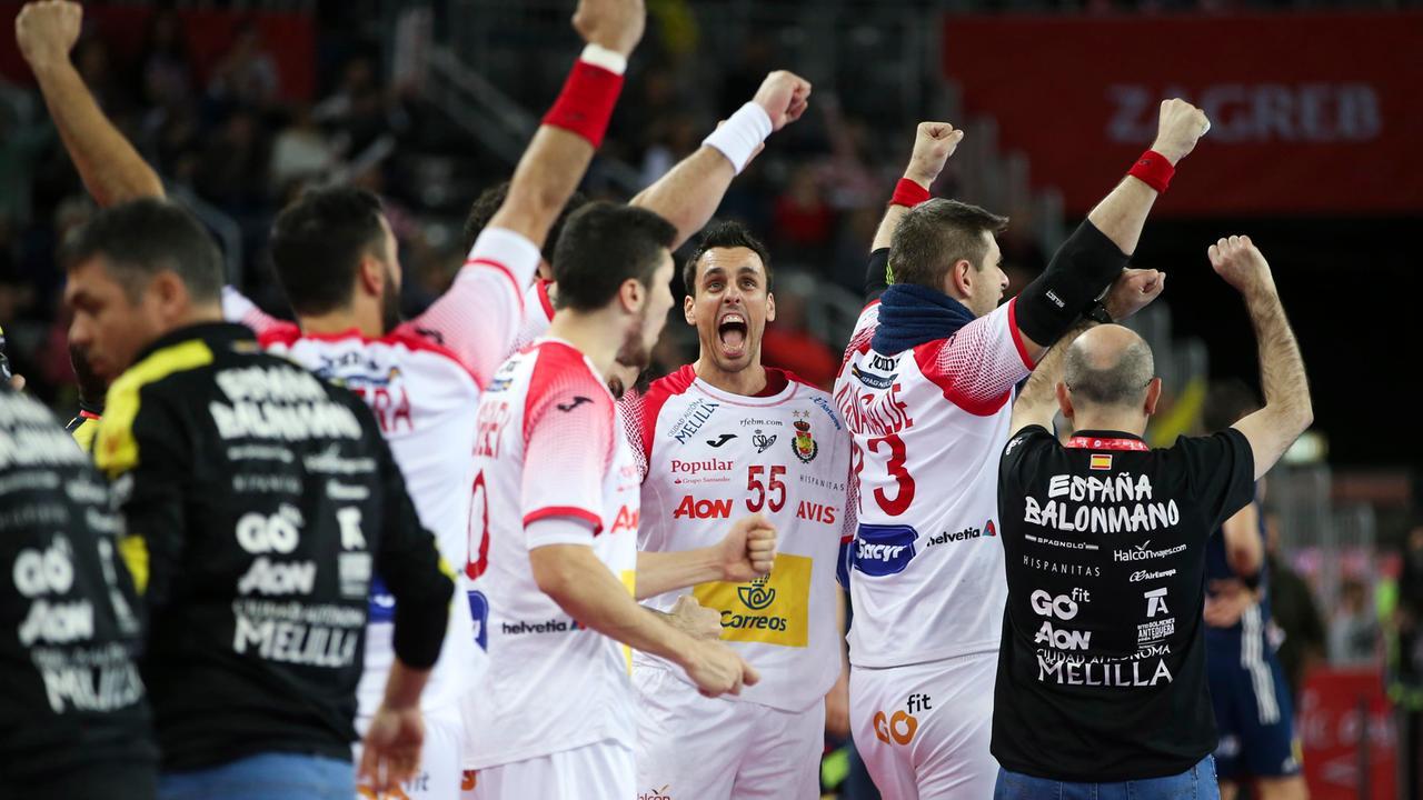 Handball Em Platz 3