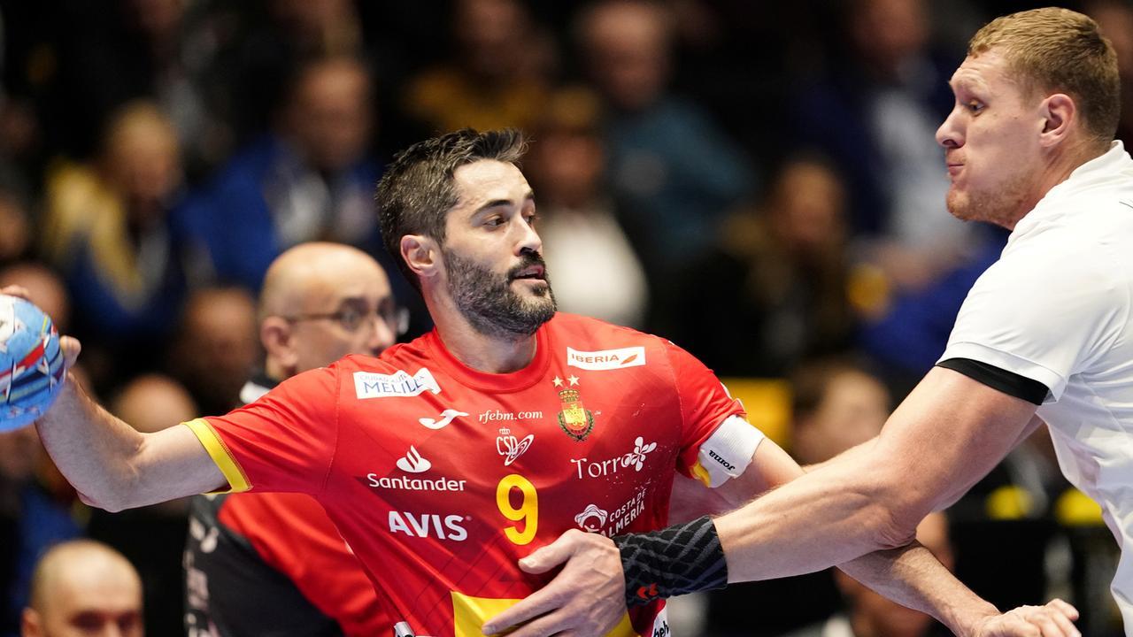 Handball Em 2020 Spanien Lettland Zusammenfas