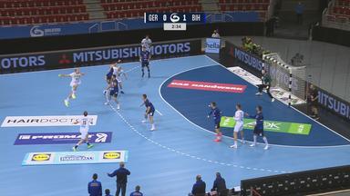 Zdf Sportextra - Handball: Deutschland - Bosnien-herzegowina