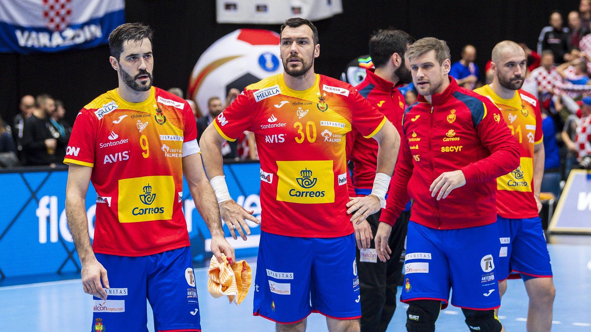 Handball Wm Deutschlands Gegner Spanien Zdfmediathek