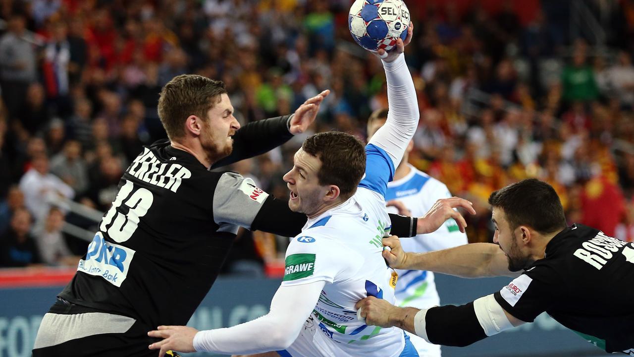handball em 2019 deutschland slowenien
