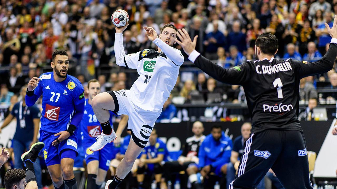 Handball Wm Spielbericht Deutschland Frankreich Zdfmediathek