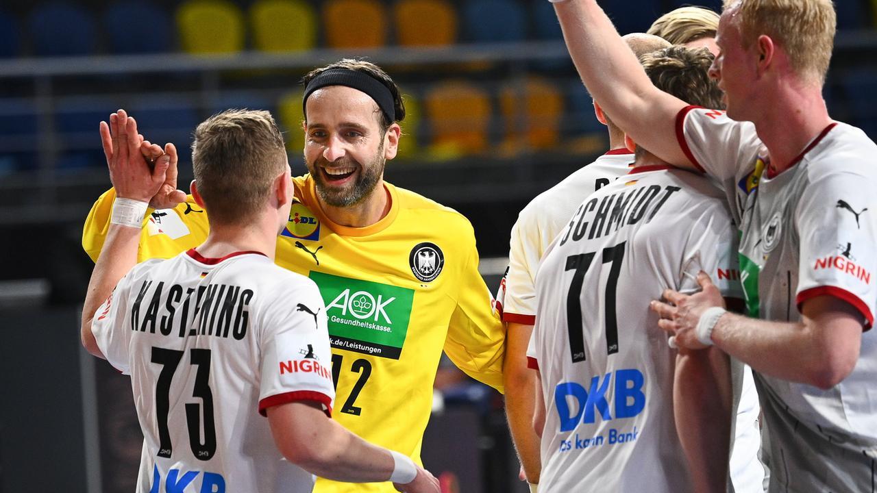 Handball-WM 2021: Deutschland - Uruguay | Zusammenfassung