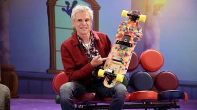 Museum Aha - Das Handy-skateboard