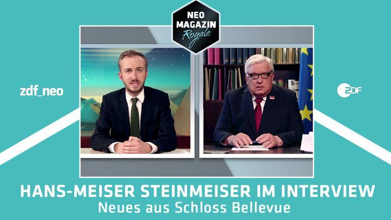 Das zweite Interview mit Hans-Meiser Steinmeiser