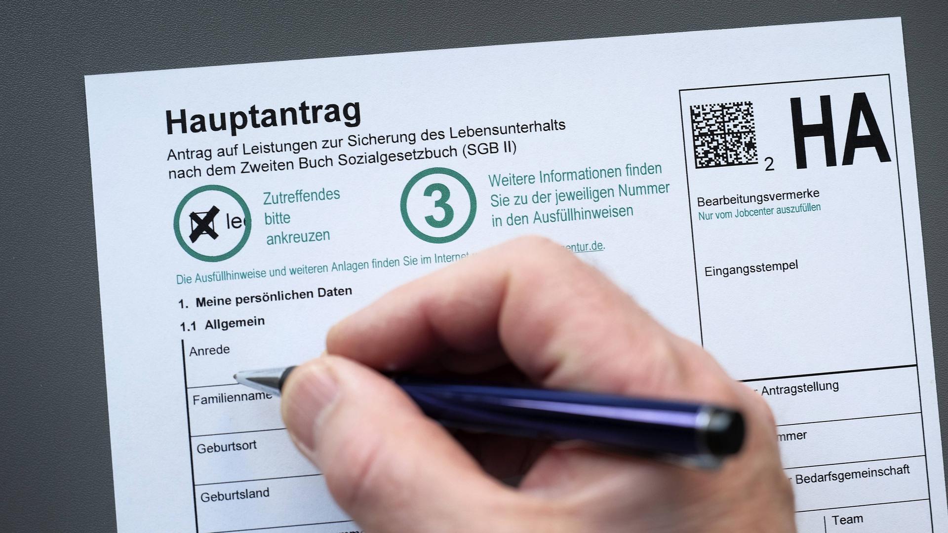antrag auf arbeitslosengeld ii - Widerspruch Jobcenter Ruckzahlung Muster