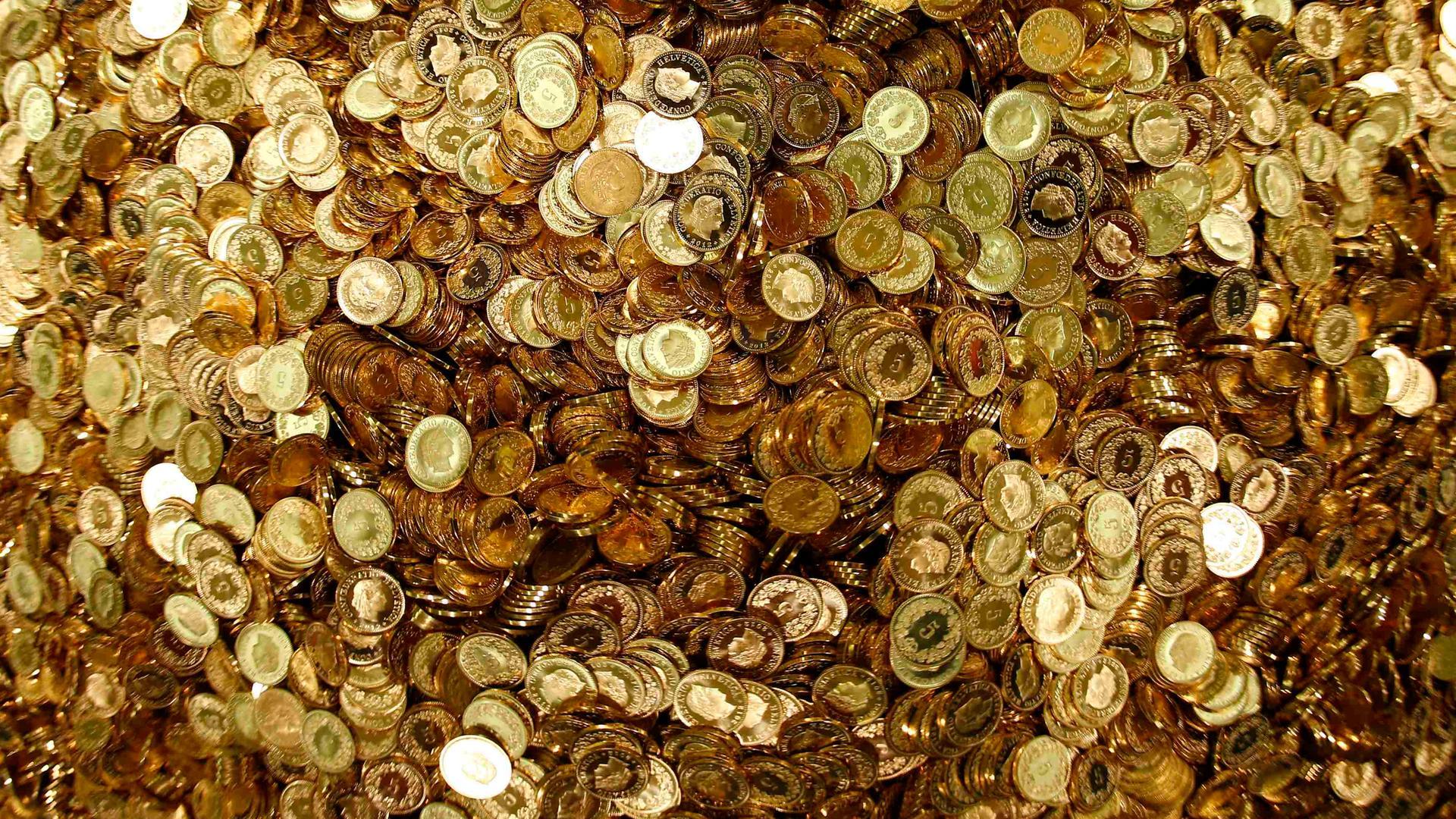 Wo Kann Man Münzen In Scheine Wechseln Schweiz Ausreise Info