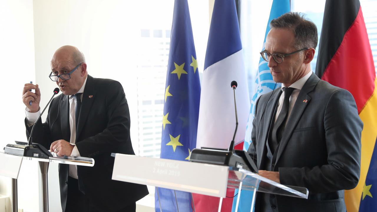 """Berlin und Paris für """"Allianz der Multilateralisten"""""""